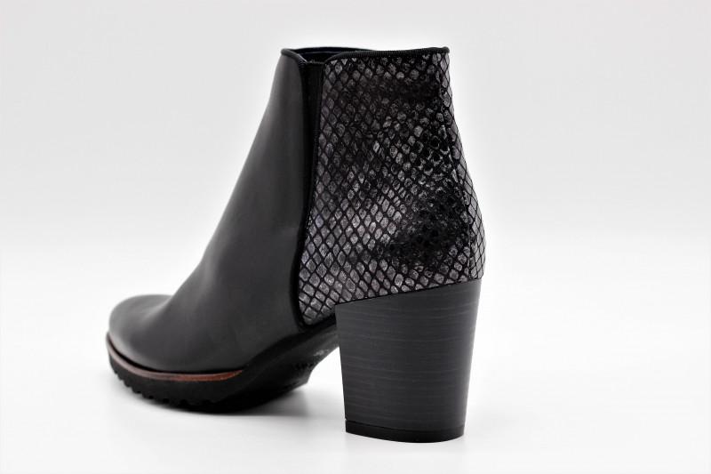 Pour Dorking Thais Femme Boots Noir 7224 nNw8m0