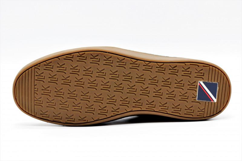 417d0c8f439 JLK BRICE baskets montantes en cuir pour hommes