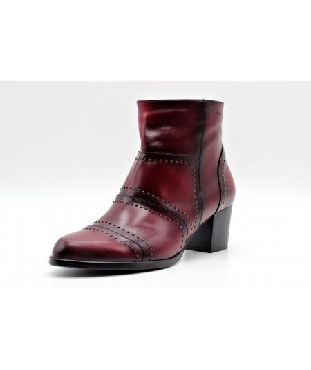 ebabe22c43f7bb Chaussures femme - Bottine - L'empreinte Chaussures
