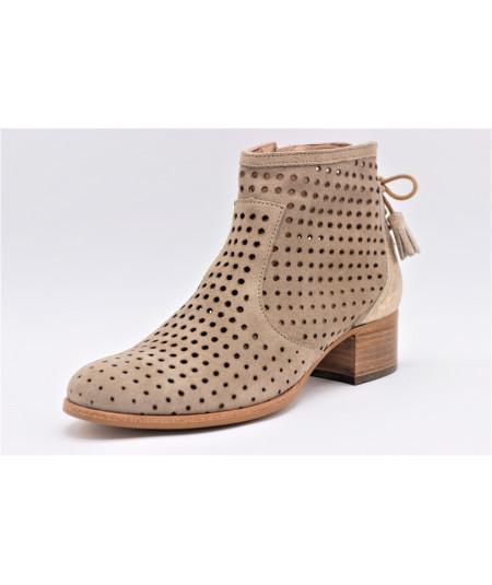 15a343fe296 Chaussures femme - Bottine - L empreinte Chaussures