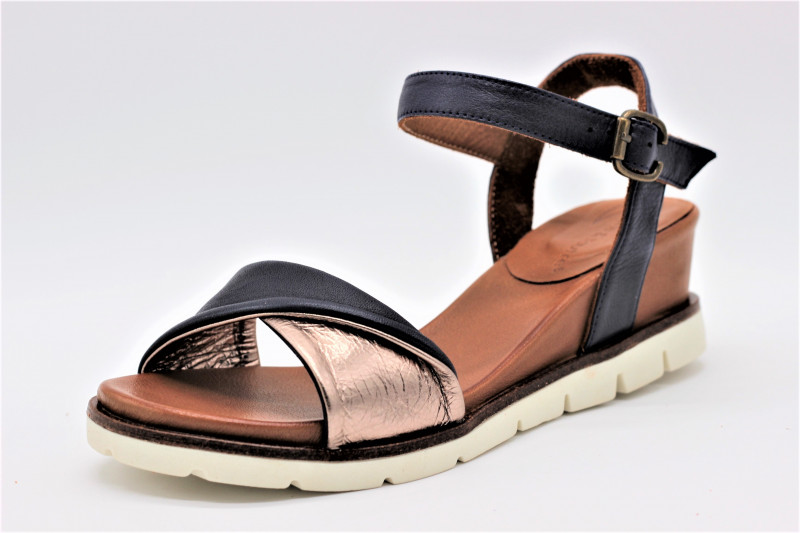 sandale cuir PARIS en pour LUNE L'AUTRE femmes et 9YW2EIDH