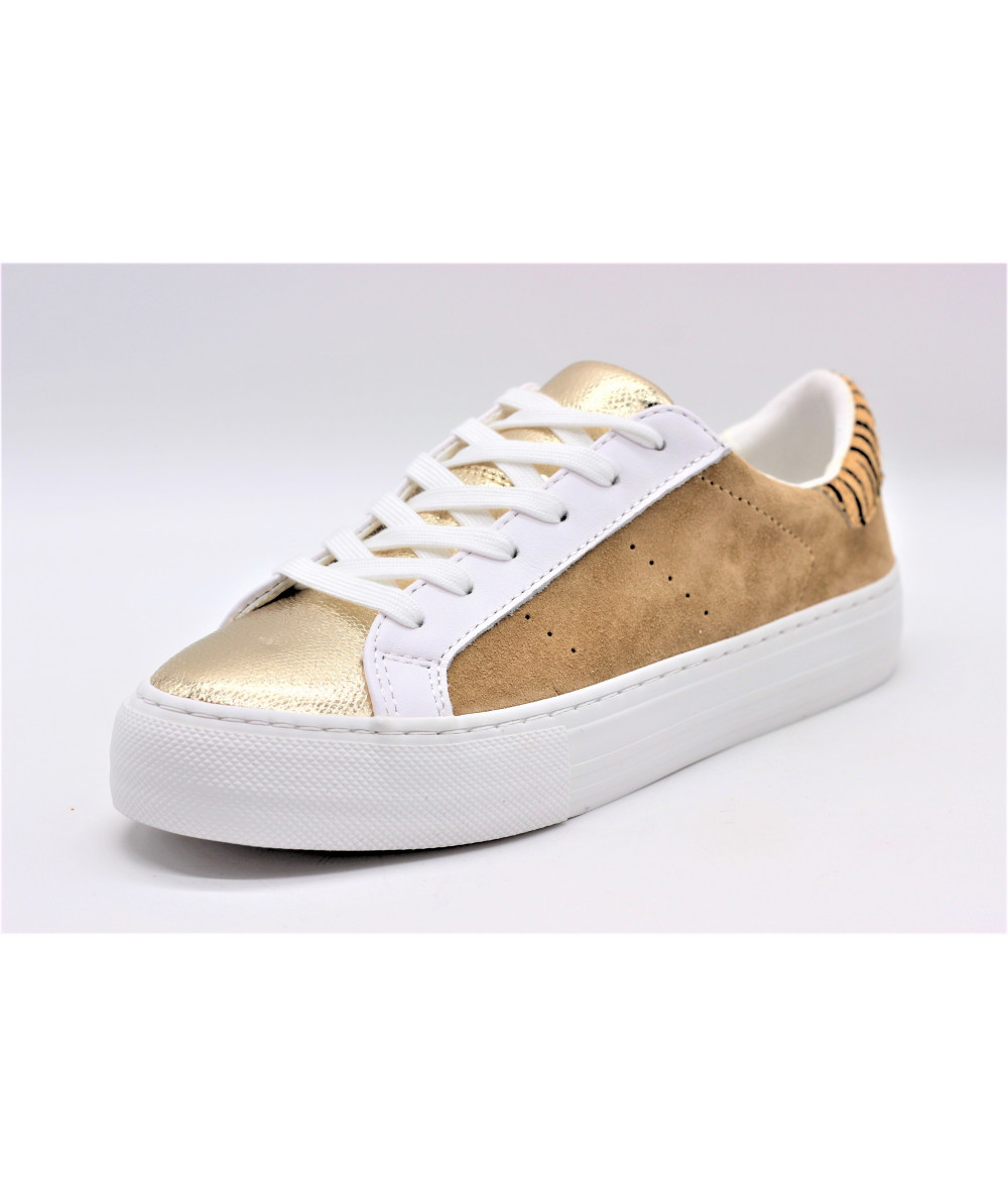 NO NAME ARCADE SNEAKER FOREVER SAND / BEIGE