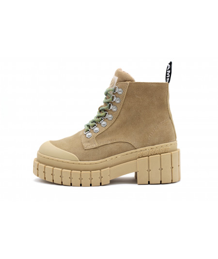 NO NAME KROSS LOW BOOTS SUEDE